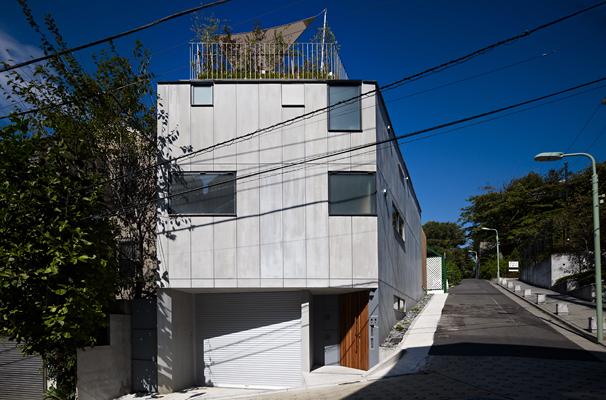 Jdn - Residence contemporaine sky garden keiji ashizawa design ...