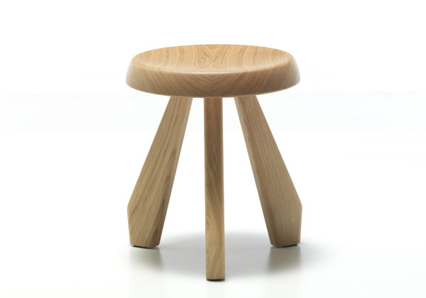 Charlotte perriand tabouret jdn - Tabouret charlotte perriand ...