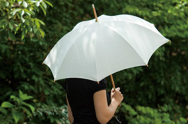 かみの日傘