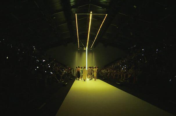 ISSEY MIYAKE S/S 2012 – Runway Show in Paris (2)