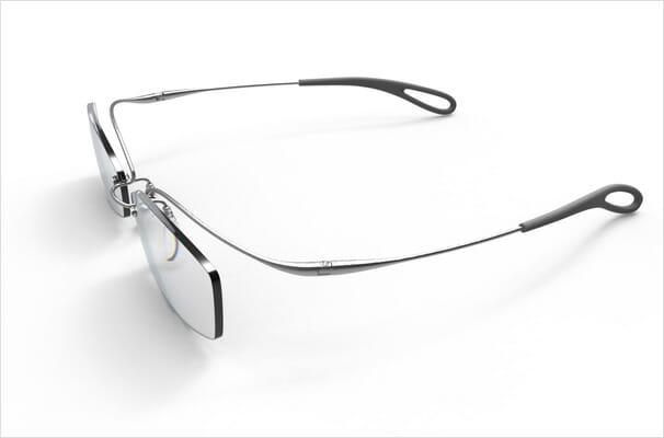 ベータチタン 眼鏡