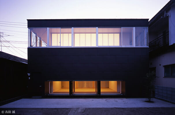 能代の住宅