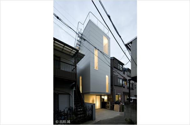 恵比寿の住宅