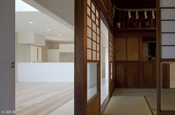 綾瀬の住宅 (2)