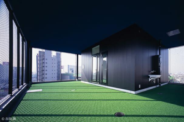 蒲田の集合住宅 (3)