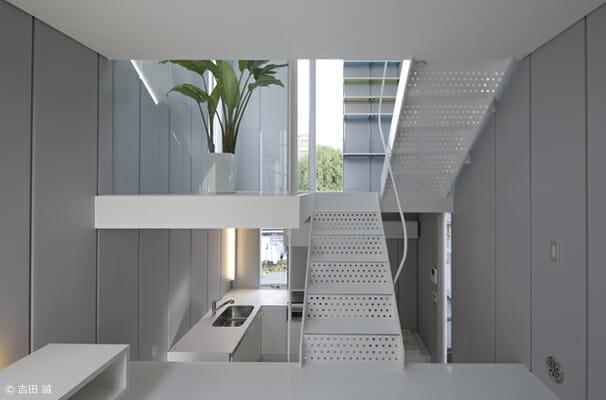 恵比寿の住宅 (3)