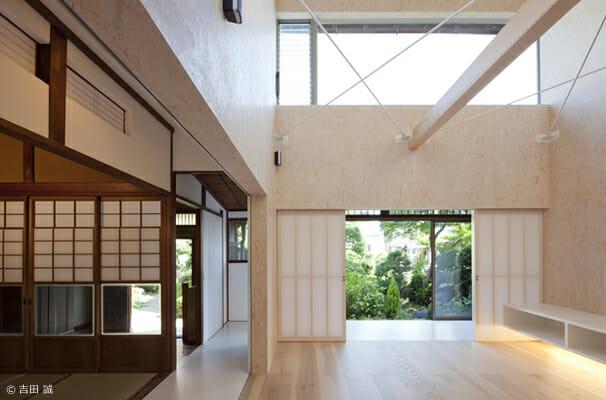 綾瀬の住宅 (3)
