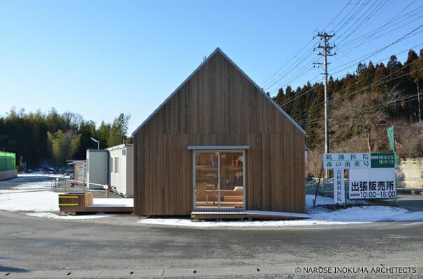 りくカフェ 陸前高田まちのリビングプロジェクト