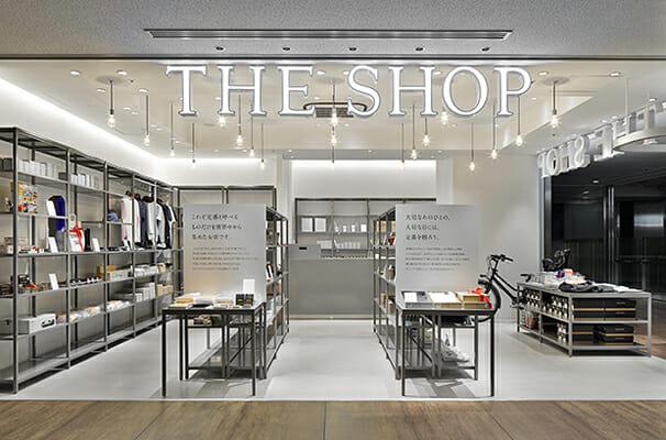 THE SHOP