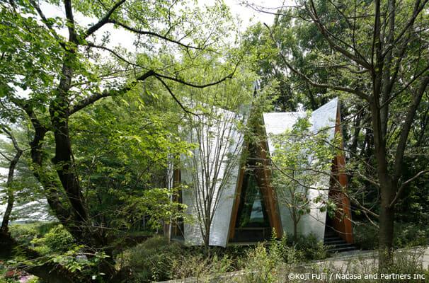 狭山の森礼拝堂