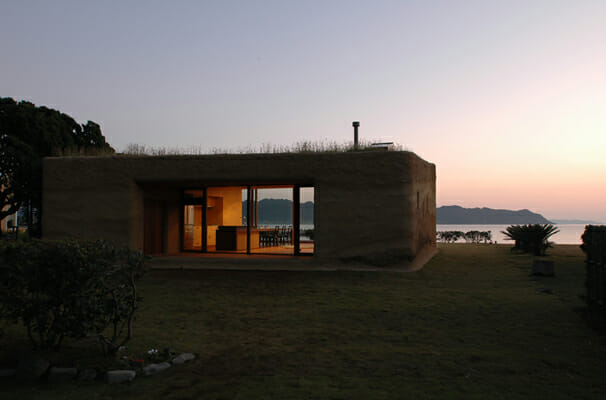 House C -地層の家-