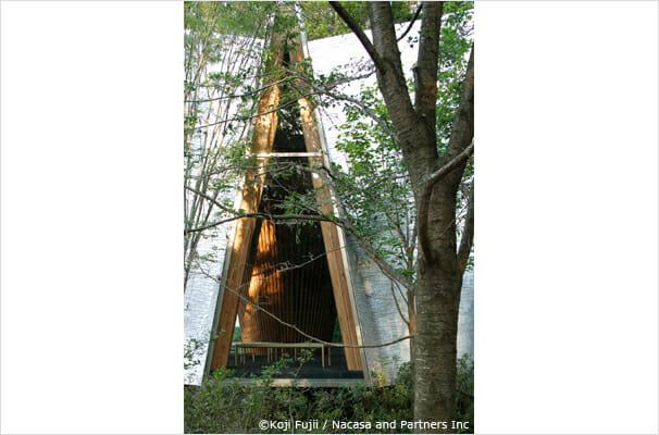 狭山の森礼拝堂 (2)