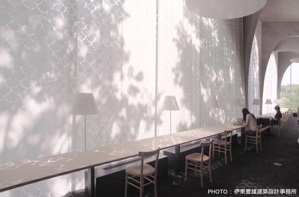 多摩美術大学図書館(八王子キャンパス)