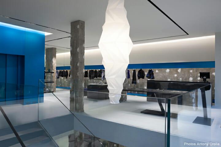 2014 ISSEY MIYAKE London flagship store