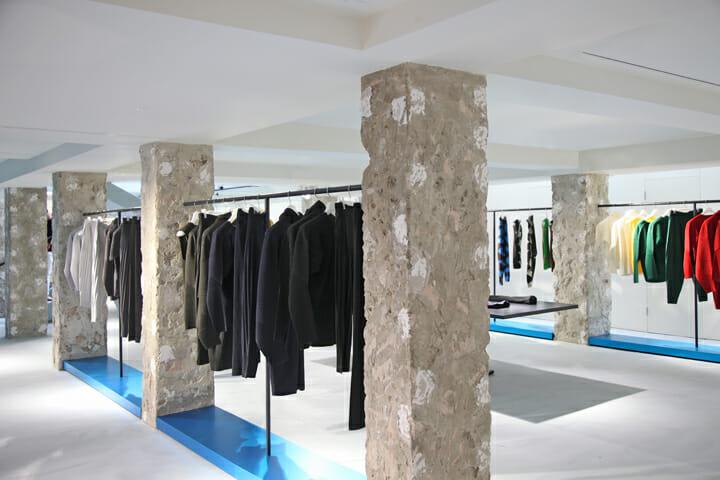 2014 ISSEY MIYAKE London flagship store (6)