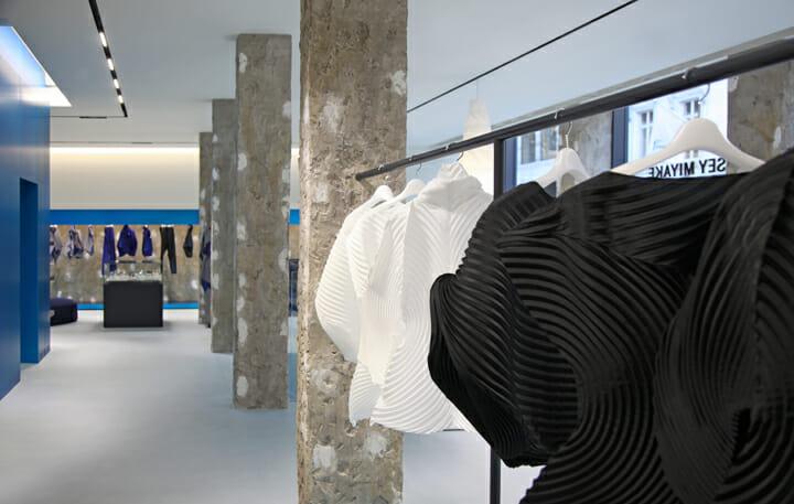 2014 ISSEY MIYAKE London flagship store (9)