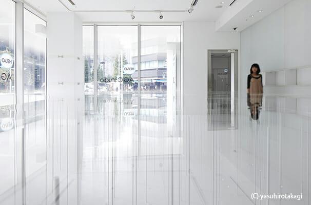 小さな風景「新しい建築の楽しさ2014」展会場構成