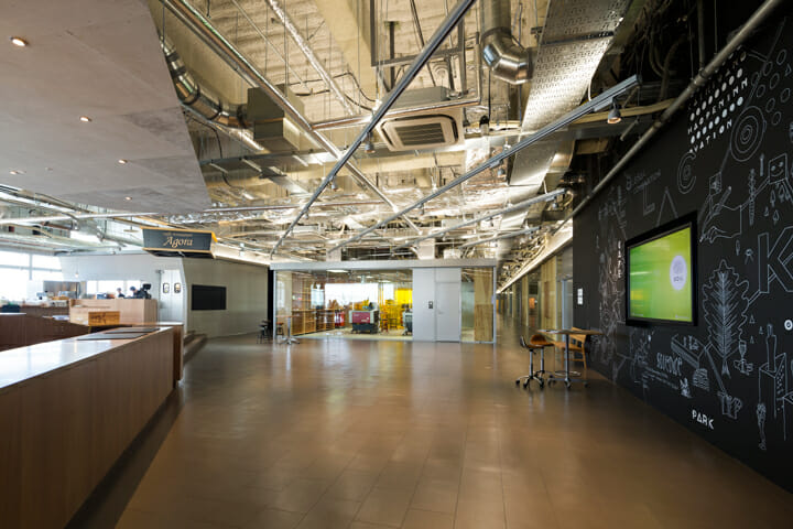 KOIL 柏の葉オープンイノベーションラボ イノベーションフロア (2)