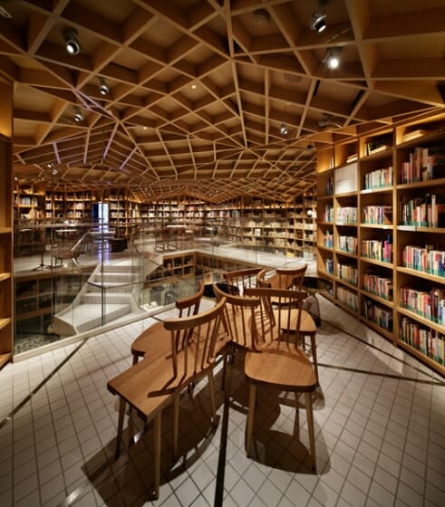 Hyundai Card Travel Library (2)