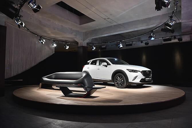 ミラノデザインウィーク4/19速報〜Mazda Design クルマはアート (5)
