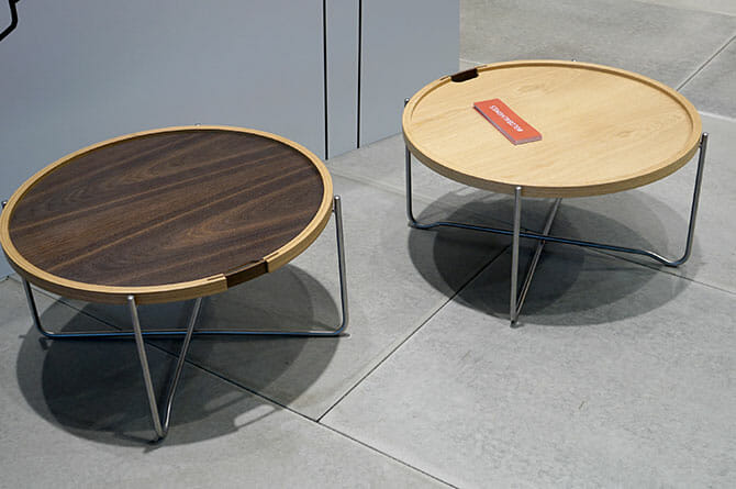 ハンスJ.ウェグナー(Hans J. Wegner)「Tray Table」