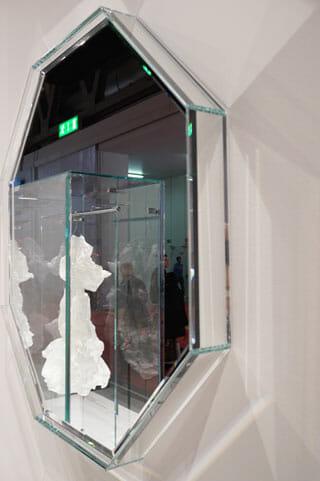 吉岡徳仁「Prism」鏡