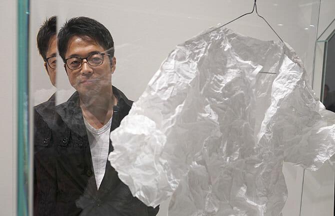 吉岡徳仁氏と「Prism」