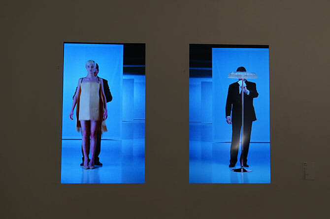 Philippe Starck「Bon Jour」を説明するムービー