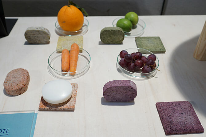 STUDIO BYCOLOR 秋山かおり「Stone Compote」