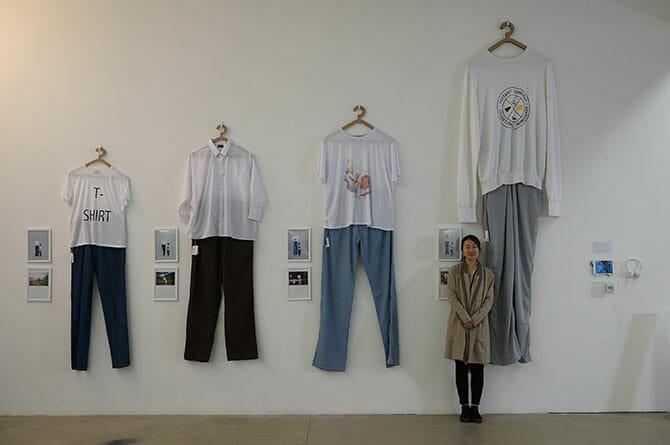 Tomomi Koseki「The Body Time Machine」