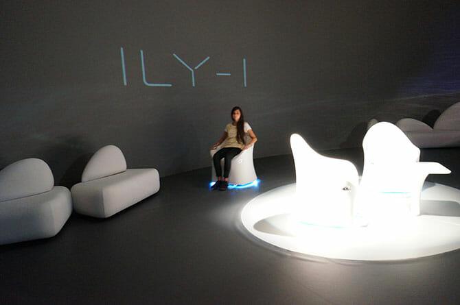AISIN - Imagine New Days デザイナー伊藤節氏+伊藤志信氏とのコラボレーション
