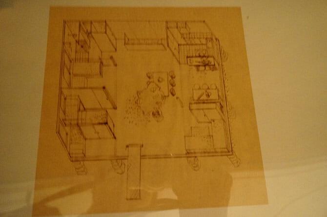 ミラノデザインウィーク4/14速報〜「LA MAISON AU BORD DE L'EAU」CHARLOTTE PERRIAND (1934)、Louis Vuitton「Objets Nomades」より (12)