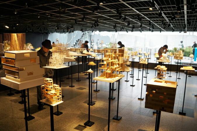 これからの建築の可能性「予感の予感」を示す「藤本壮介展 未来の未来」