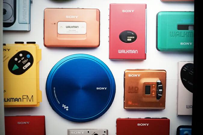 ソニーデザインのDNAを歴代の名作から振りかえる、「Sony Design: MAKING MODERN~原型づくりへの挑戦~」
