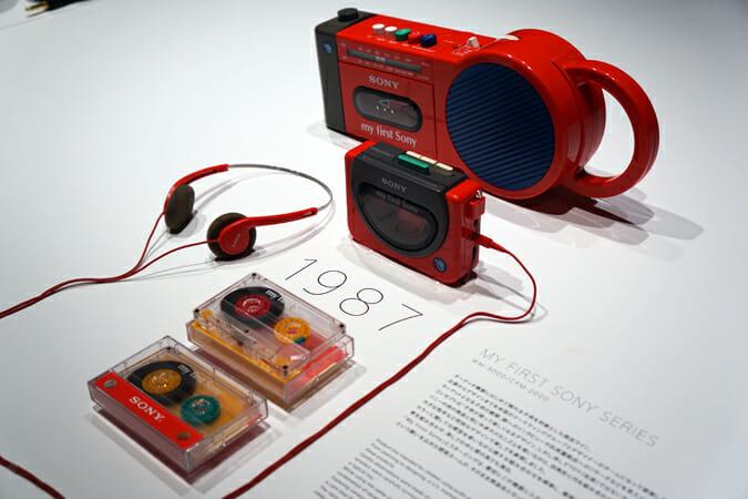 My First Sony シリーズ「WM-3000/CFM-2000]