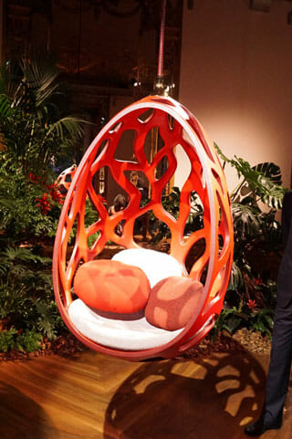 Objets Nomades、「COCOON」Campana Brothers