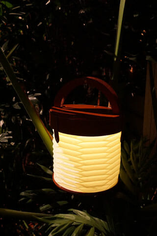 Objets Nomades、「MILLER LAMP」Gwenael Nicolas