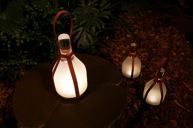 Objets Nomades、「BELL LAMP」Barber & Osgerby