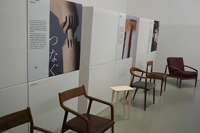 ミラノデザインウィーク4/15速報〜Miyazaki Chair Factory (1)