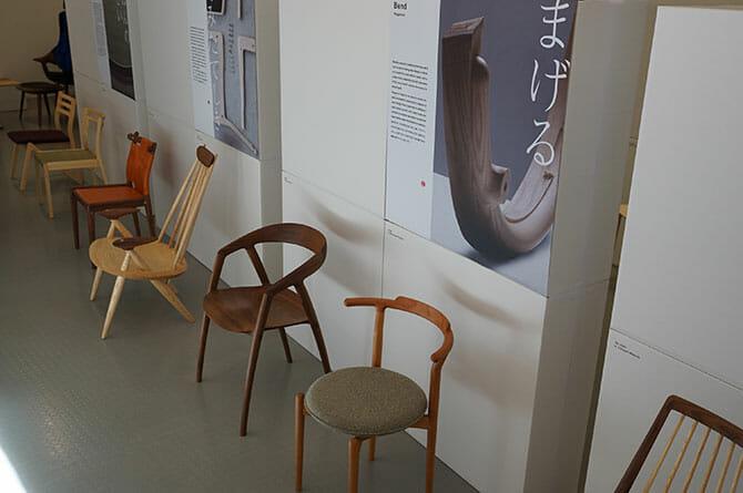 ミラノデザインウィーク4/15速報〜Miyazaki Chair Factory (2)