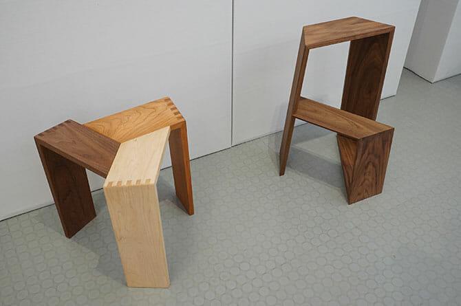 ミラノデザインウィーク4/15速報〜Miyazaki Chair Factory (3)