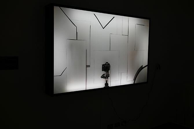 「LightBox」Kodai Iwamoto & Marine Vallotton
