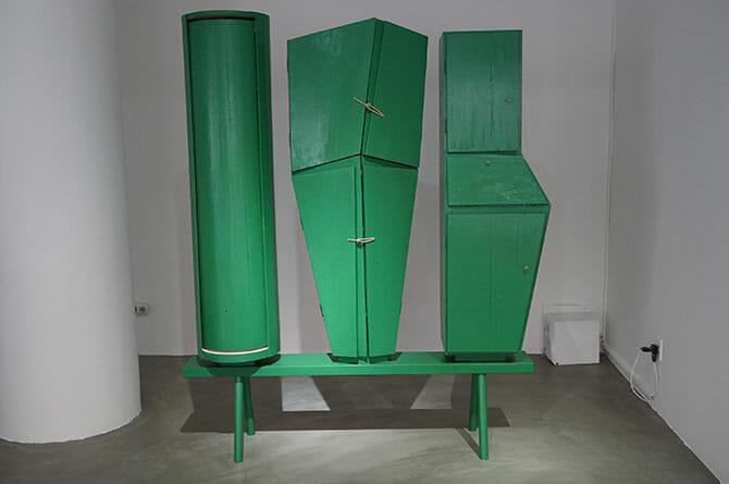 「Mobile Frontale」Pietro Consagra