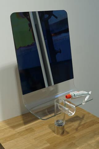 「Vanity Mirror」Thomas Elliott Burns、ECALとの共同