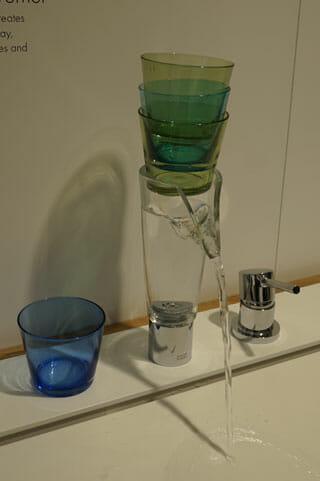 「Glass」Jordane Vernet、ECALとの共同