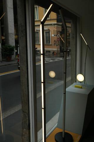 ミラノデザインウィーク4/16速報〜Luceplan×ECAL (2)