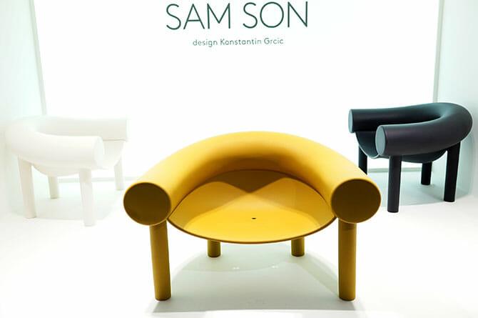 コンスタンチングルシッシ「SAM SON」