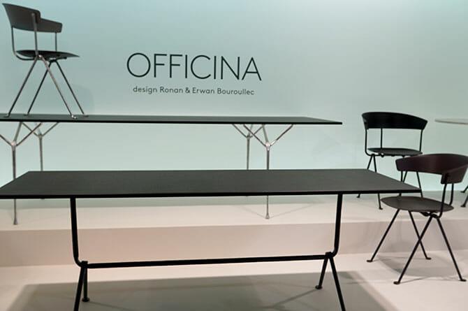 ロナン&エルワン・ブルレック「OFFICINA」