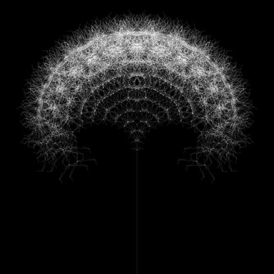 「Dandelion Mirror」Scott Haung Kinetic(台湾)