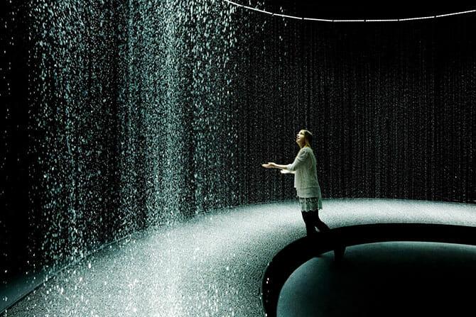 2014年のミラノで一番と評価された「LIGHT is TIME」のDGT.による「LIGHT in WATER」がパリで5月末まで (6)